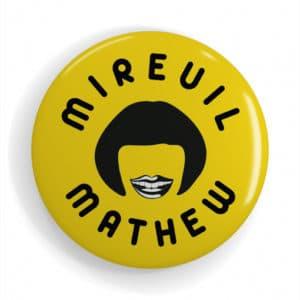 Badge célébrité La Rochelle Mireuil Mathew