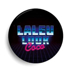 Badge La Rochelle Laleu look coco