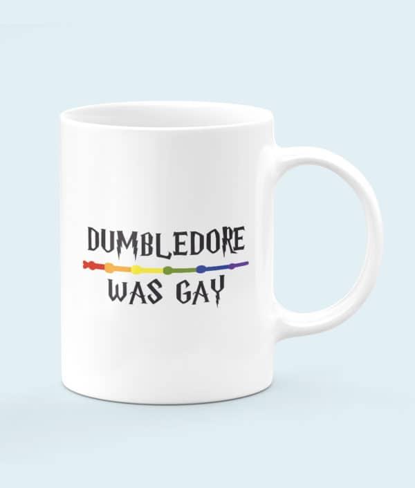 Mug céramique Dumbledore was gay